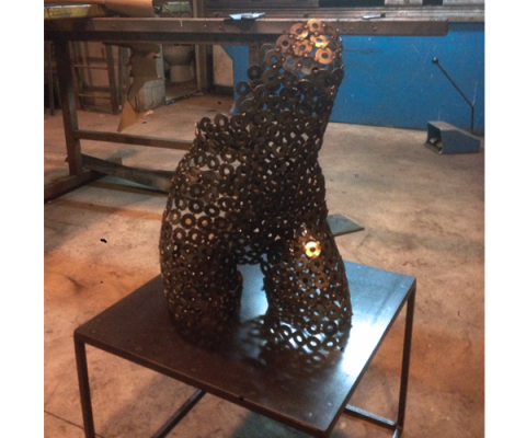 Escultura Cuerpo