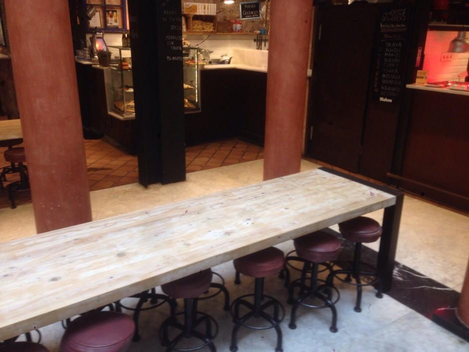 mesa hierro madera-2