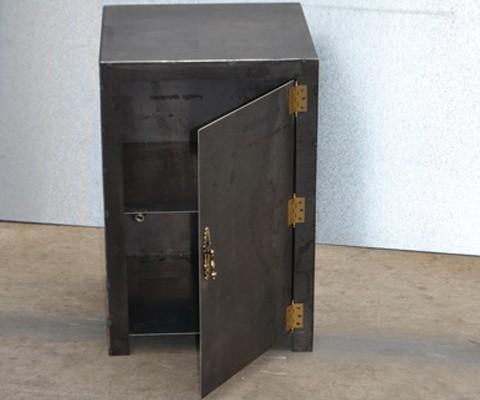 Mobiliario de hierro a medida
